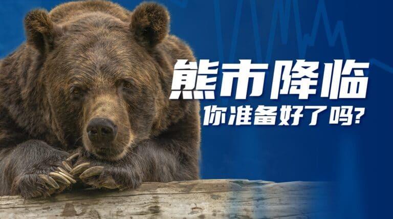 【股市平凡路 EP14】 熊市来临?投资者应该如何自处?