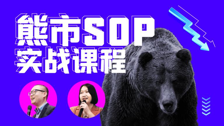 熊市SOP实战课程