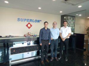 Visit Superlon Factory 1