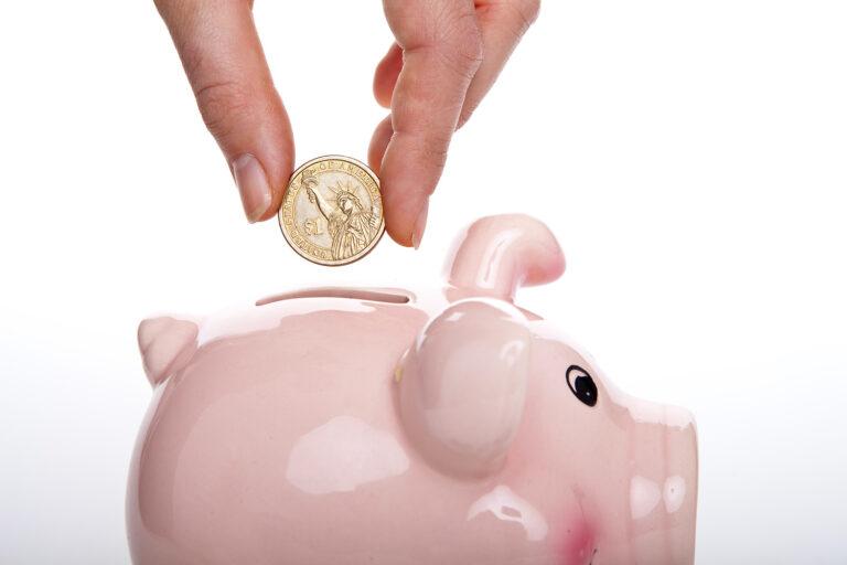 只要调整平时储蓄方式,就能达到财富自由